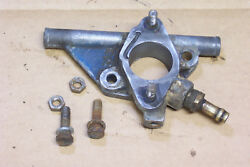 1966 And Other Ford Mustang 6 Cylinder 1v Carburetor Spacer Bolts C6de-9a589-a