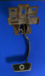 1969 Mustang/cougar/shelby Original Power Disc Brake Pedal And Bracket