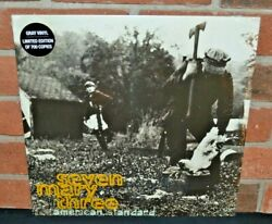 Seven Mary Three - American Standard, Limited/700 Gray Vinyl Lp New And Sealed