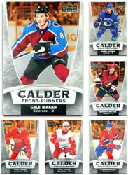 2019-20 Opc Platinum Calder Front-runners Pick Your Card From List