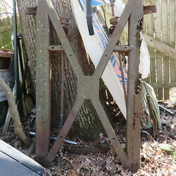 1957 58 59 Chrysler Plymouth Dodge Oem Convertible X Frame With Torsion Bars Nos