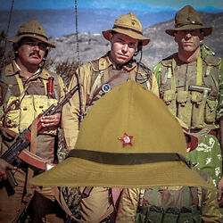 Panama Afghan Hat Russian Soviet Union Summer Of The Soviet Army