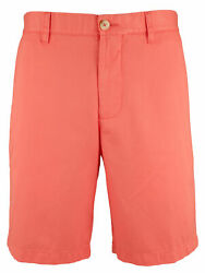 Southern Tide Menand039s 9-inch Cotton Summer Shorts