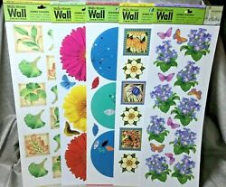 Main Street Wall Creations Jumbo Stickers Wall Decals Peel amp; Stick Removable