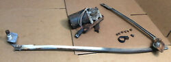 1968 And Other Ford Fairlane 500 2 Speed Windshield Wiper Motor, Arms/linkage Ok