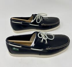 Eastland Menand039s Kittery 1955 Boat Shoe Navy 11 D Us Free Shipping