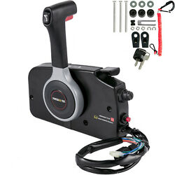 Outboard Remote Control Box 67200-93j50 For Suzuki With Pushright Side Mount