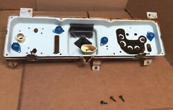 1968 And Other Ford Fairlane 500 Instrument Bezel Rear Housing For Gauges C8of