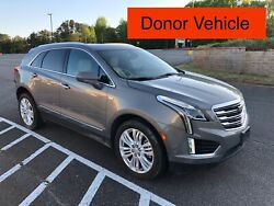 2017 2018 2019 Cadillac Xt5 3.6 V6 Complete Engine Assembly Lgx Code