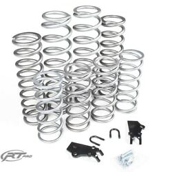 Rt Pro Rtp5302145 Standard Rate Coil Spring Kit For Can Am Maverick X3
