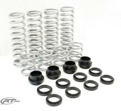 Rt Pro Hd Rate W/ Hd Lower Spring Retainers For 11-14 Rzr Xp 900 W/ Fox Podium