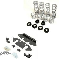 Rt Pro 2 Lift Kit And Heavy Duty Rate Springs For Polaris Rzr Xp 900 Four Seat