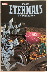 The Eternals By Jack Kirby - Collects Externals 1 - 11 - Marvel Comics