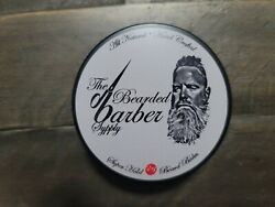 The Bearded Barber Supply NEW Super Hold Beard BALM Conditions Like Beard Butter