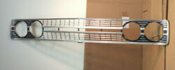 1968 And Other Ford Fairlane 500 Convertible Front Grille Grill Oem