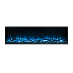 Modern Flames Landscape Series Pro Slim Built-in Electric Fireplace 68-inch