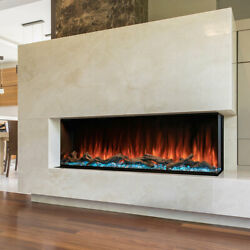 Modern Flames Landscape Pro Multiview Electric Fireplace 68-inch Wall Control
