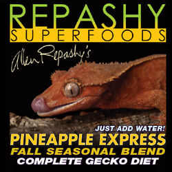Repashy Pineapple Express Bearded Dragon Crested Gecko Reptile Lizard Snake b...