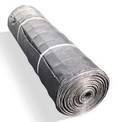 Sandbaggy Wire Back Silt Fence - 100 Ft Length By 3 Ft Width - Great For Erosion