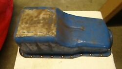 Production Line Only 1969 Boss 302 Mustang Cougar Oil Pan Pick Up And Wind. Tray