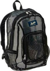 Austin Trading Co. Classic Mesh Backpack Black  BRAND NEW - FREE SHIPPING