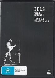 Eels With Strings - Live At Town Hall - DVD (All Regions NTSC)