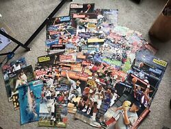 41 Sports Illustrated For Kids Posters Loaded With Stars, 2005-2010. See Descrip