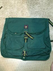 Stylish Moss Green Polo By Garment Bag, Suits Travel Luggage