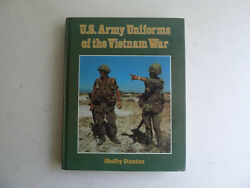 U.s. Army Uniforms Of The Vietnam War, Hardcover By Shelby Stanton, 1989