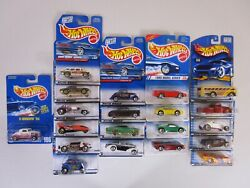 Amazing Value In A Mixed Lot Of 20 Hot Wheels See Description For Cars Incld