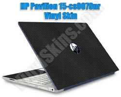 Any 1 Vinyl Skin / Decal For The Hp Pavilion 15-cs0079nr - Free Us Shipping