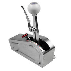 Bandm Automatic Gated Shifter Pro Stick Pg For 1962-1973 Gm Powerglide Auto Trans