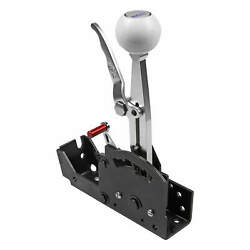 Bandm Automatic Gated Shifter Pro Stick Pg For 1962-1973 Gm Powerglide Trans