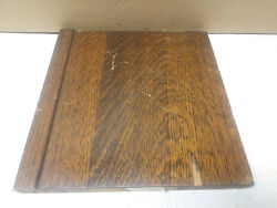 Globe Wernicke Antique Barrister Bookcase Parts Side Panel Left D10-1/4 299