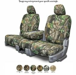 Custom Fit Camo Seat Covers For Cars Trucks And Suvs - Realtree And True Timber