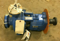 3196 Goulds 316 Stainless Steel Centrifugal Process Pump 1x1.5-6 I-frame Gd17