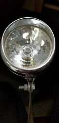 Vintage Battery Powered Spot Light Car Truck Motorcycle Bicycle