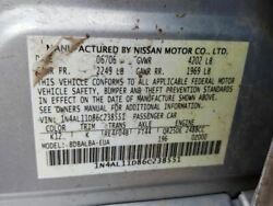 Rear View Mirror Without Automatic Dimming Fits 00-01 03-19 ALTIMA 2451033