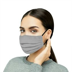 Extra Large 1PC Reusable Cloth Face Mask Washable Cotton Face & Mouth Covering