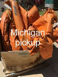 100' Spc Containment Spill Boom Oil Flood Water Michigan Pickup Location