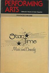Star Time Playbill Signed Edie Adams Vivian Blaine Peter Lind Hayes Mary Healy
