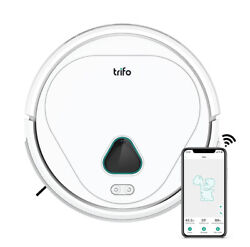Trifo Max E-comm Robot Vacuum Cleaner With Ai Powered Home Surveillance Video Re