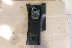 Jdm 1990-96 Nissan 300zx Shifter Console Ashtray Mirror Switch Control Folding