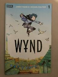 WYND 1 BOOM Main Cover 1A Tynion IV 2020 NM first 1st print
