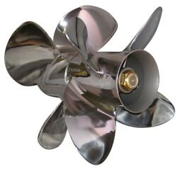 Signature Four By Fours For Bravo Three Mercruiser Sterndrive Propellers 24p