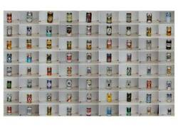 Reduced 25 - Beer Can Collection - 1500 Cans - Empty Cans
