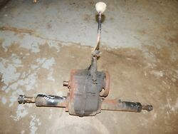 Ford Lgt 120 Garden Tractor-manual Transmission-used