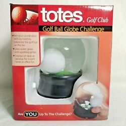 Totes Golf Ball Globe Challenge Golf Ball Puzzle It#x27;s harder than it looks $28.99