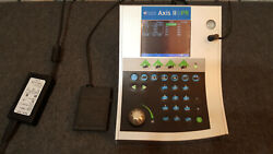 Quantel Medical Echograph Axis Ii Pr Ultrasound A Mode Biometer Pachymeter