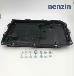 H-q New Auto Transmission Oil Pan Fit Chrysler 300 Ram 1500 68233701aa W/filter